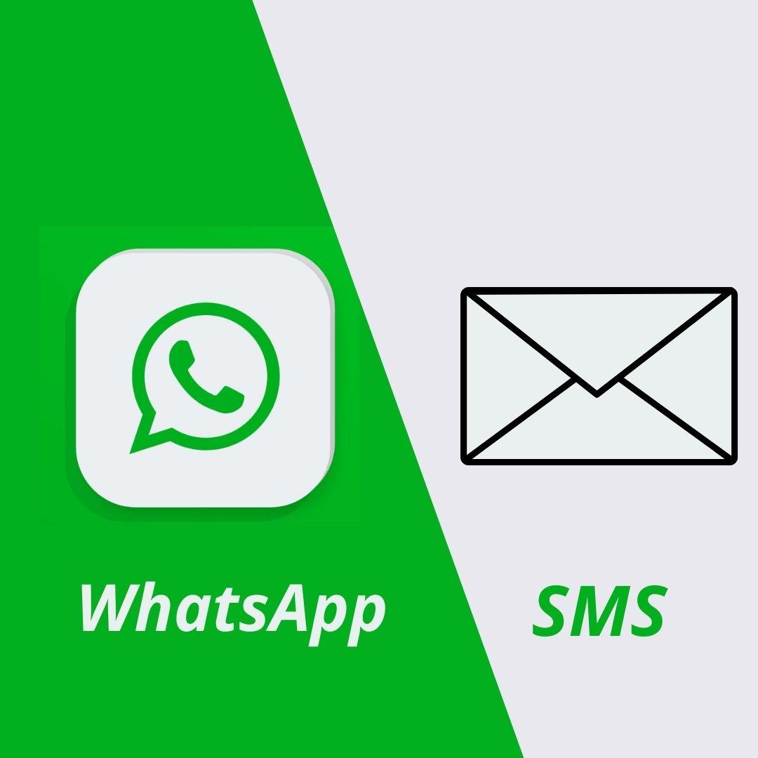 Which is Better Bulk SMS or Bulk WhatsApp
